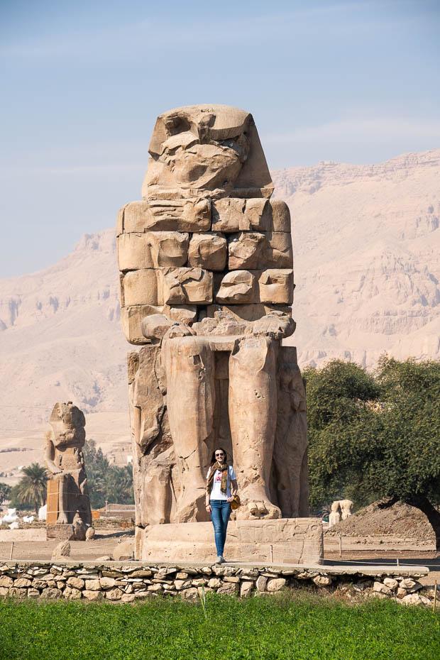 Memnona kolosi
