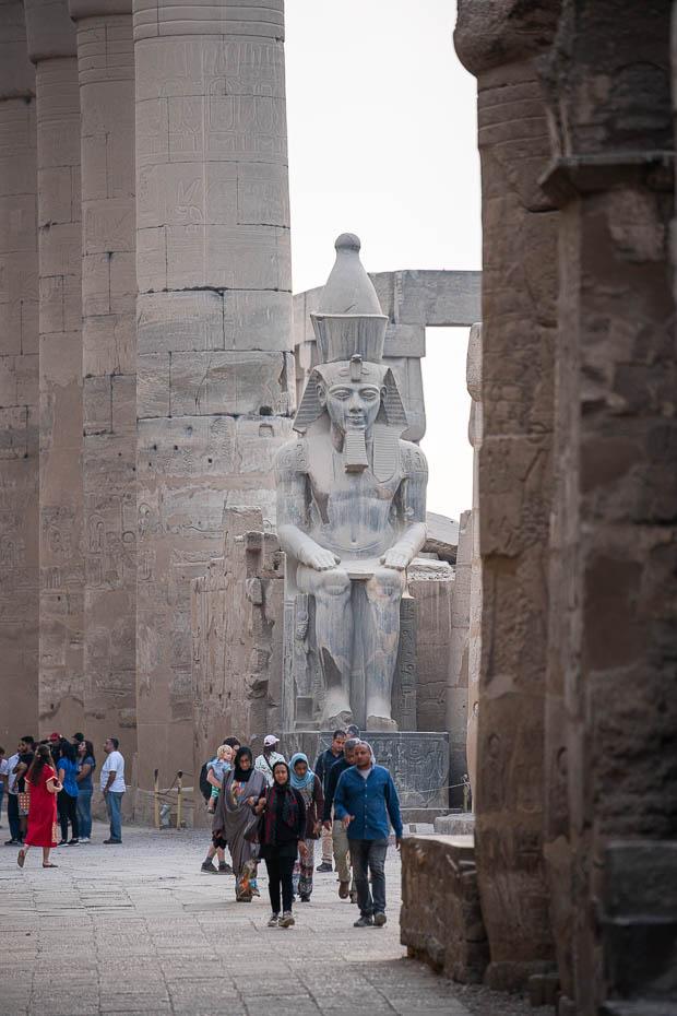 Ekskursija pa Luksoru