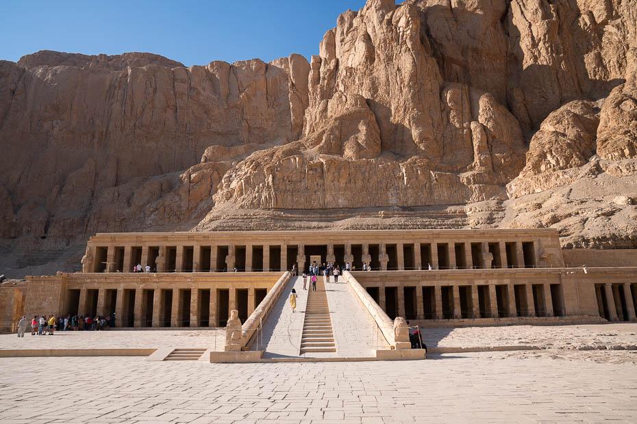 Hatšepsutas templis Luksorā