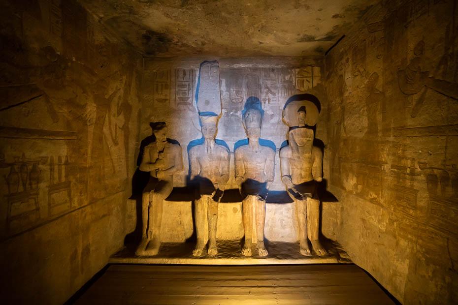 Abu Simbel atsauksmes