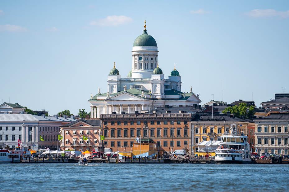 Apskates vietas Helsinkos ko redzēt Somijā