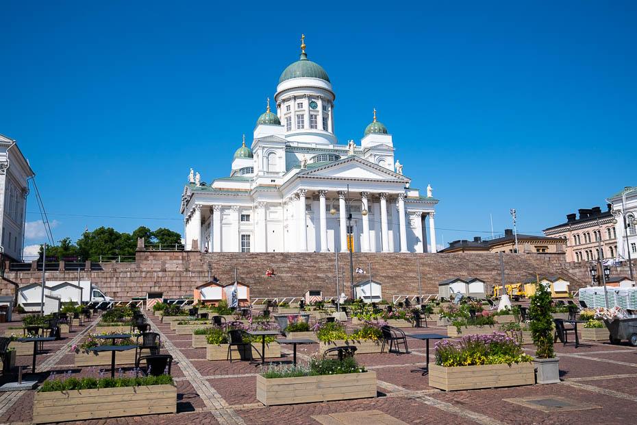 Helsinku katedrāle