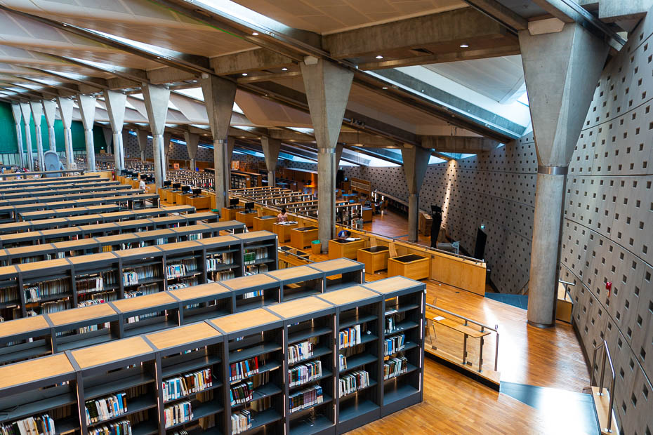 Aleksandrijas bibliotēka