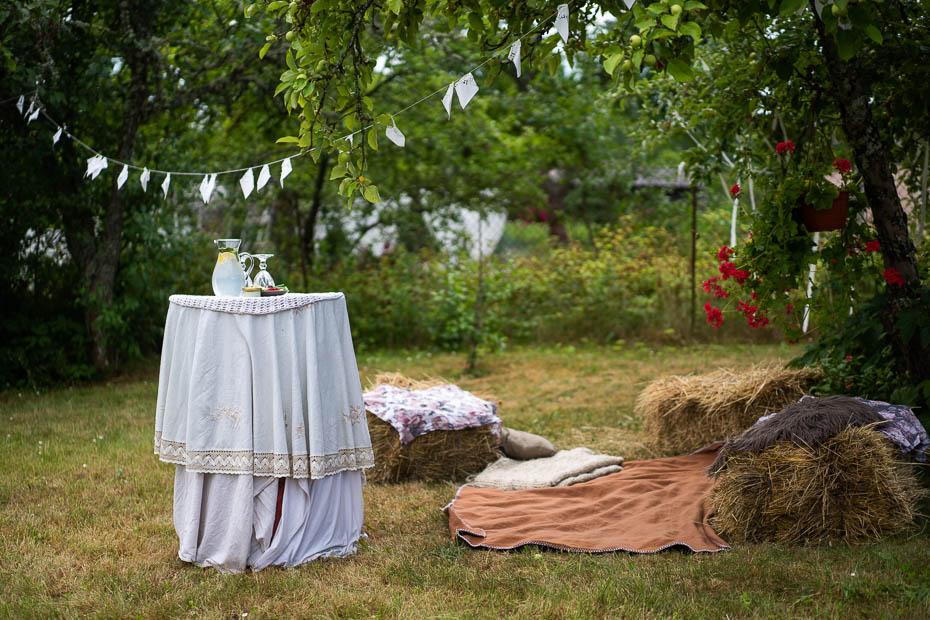 Lappa Wild Workshop pikniks dārza svētki