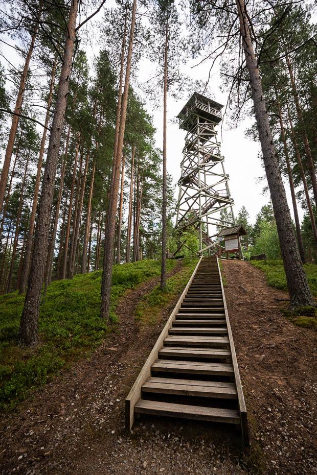 Augstākie skatu torņi Latvijā
