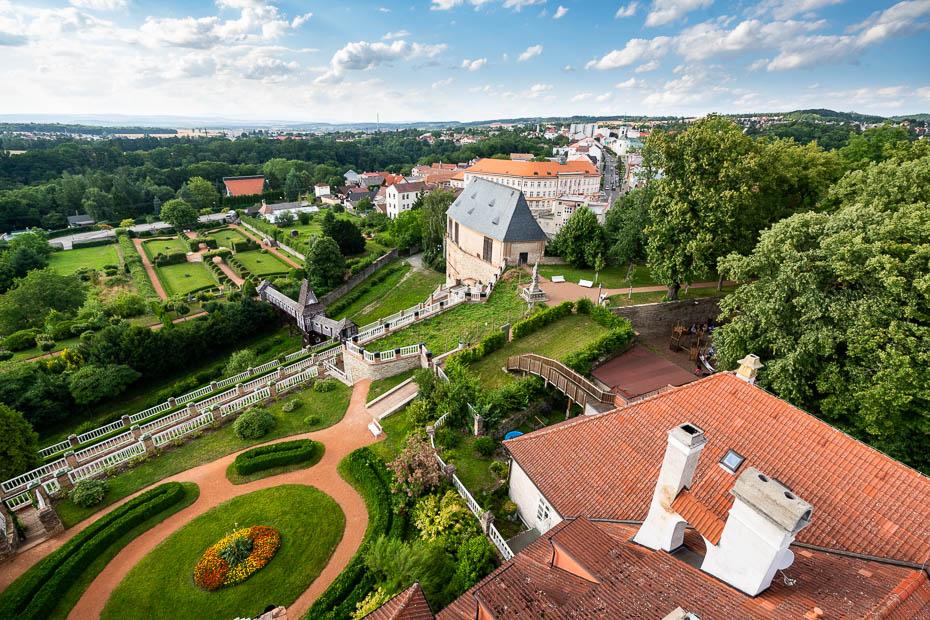 skats no Nové Město Nad Metujípils skatu torņa