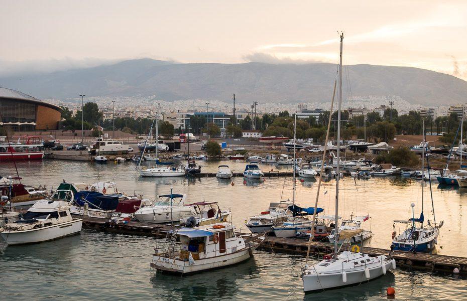 Salu kruīzs Atēnas