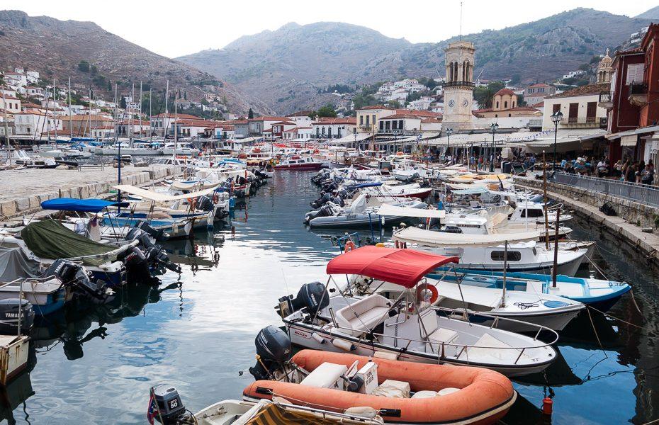 Hidras sala Grieķijā
