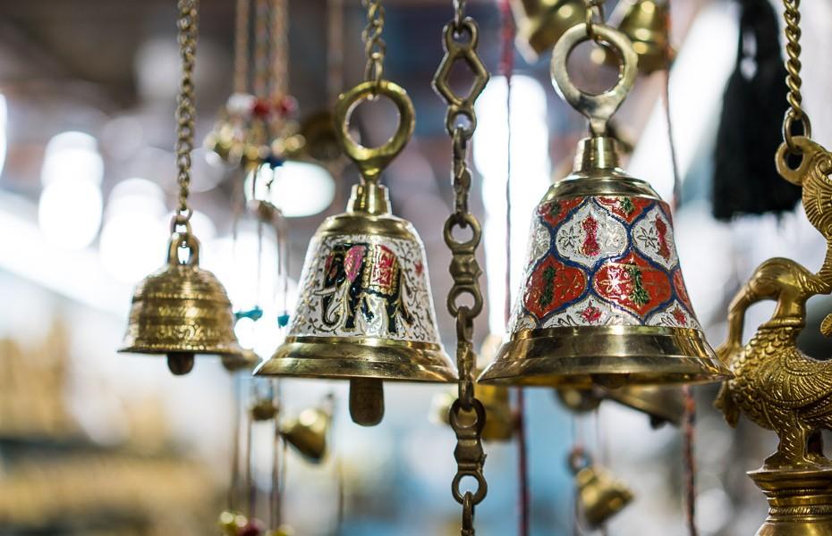 ielu tirgotāji suvenīri indija