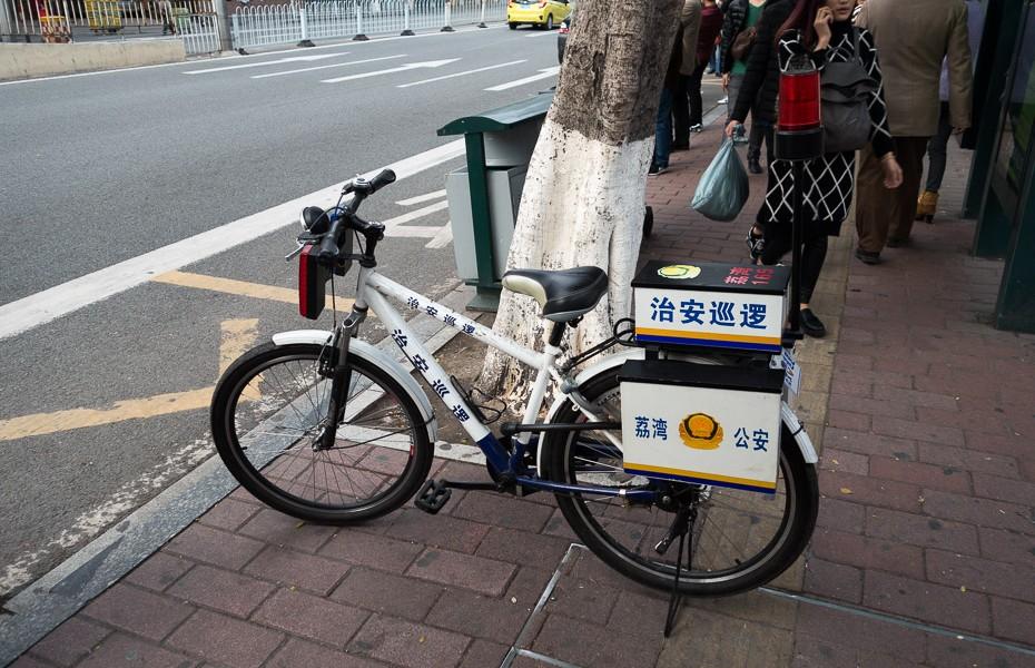 policijas velosipēds ķīna