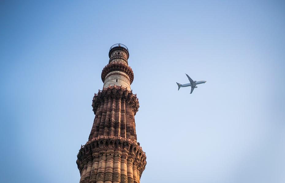 qutub minar minarets indija qutb