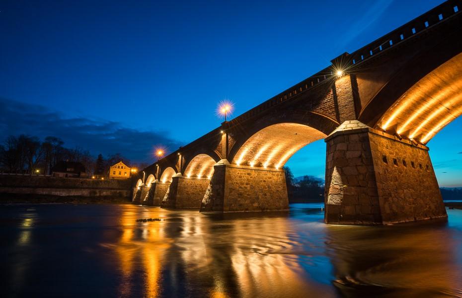 tilts pāri ventai kuldīga