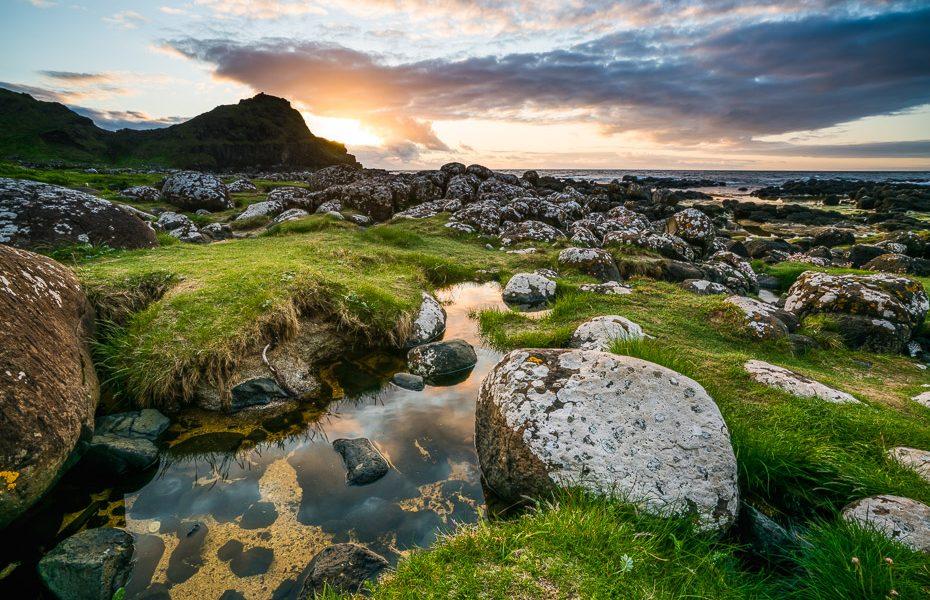 skaistākās vietas ziemeļīrijā