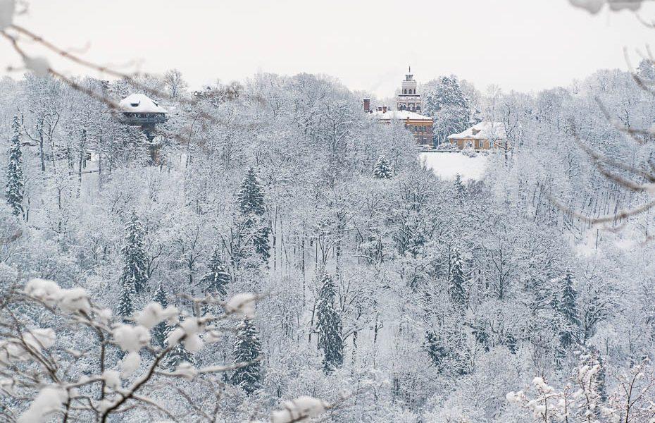 17 skaistas dabas vietas, ko redzēt Latvijā ziemā